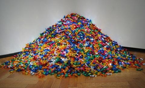 candyart Felix Gonzalez-Torres